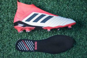 Insole example from adidas Predator soccer cleats