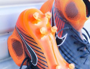 stud example of firm ground soccer cleats