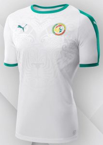 The Story – The Senegal away jersey is the only one released thus far and  features a subtle lion graphic on the front of the jersey. 773a7010d