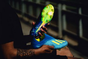 adidas X - the best soccer cleats for goalkeepers