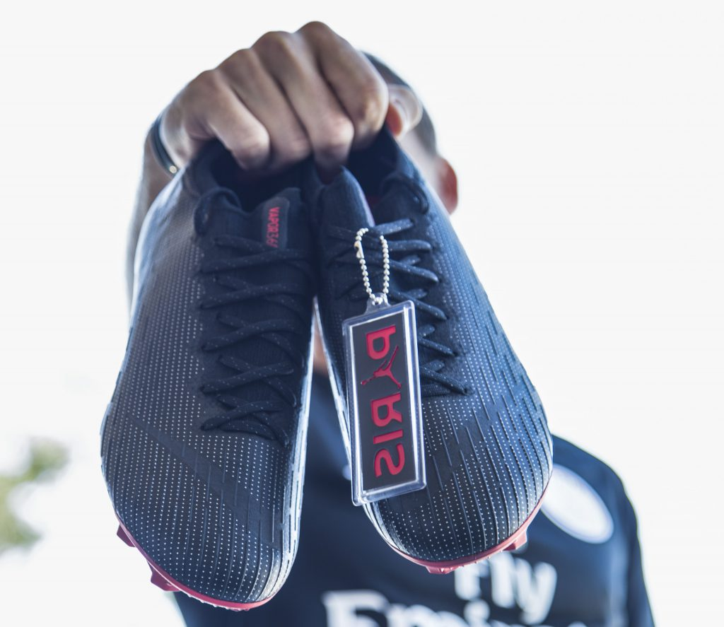 official photos ee47b 0fe48 Nike Limited Edition Jordan PSG Vapors - First Look and Details