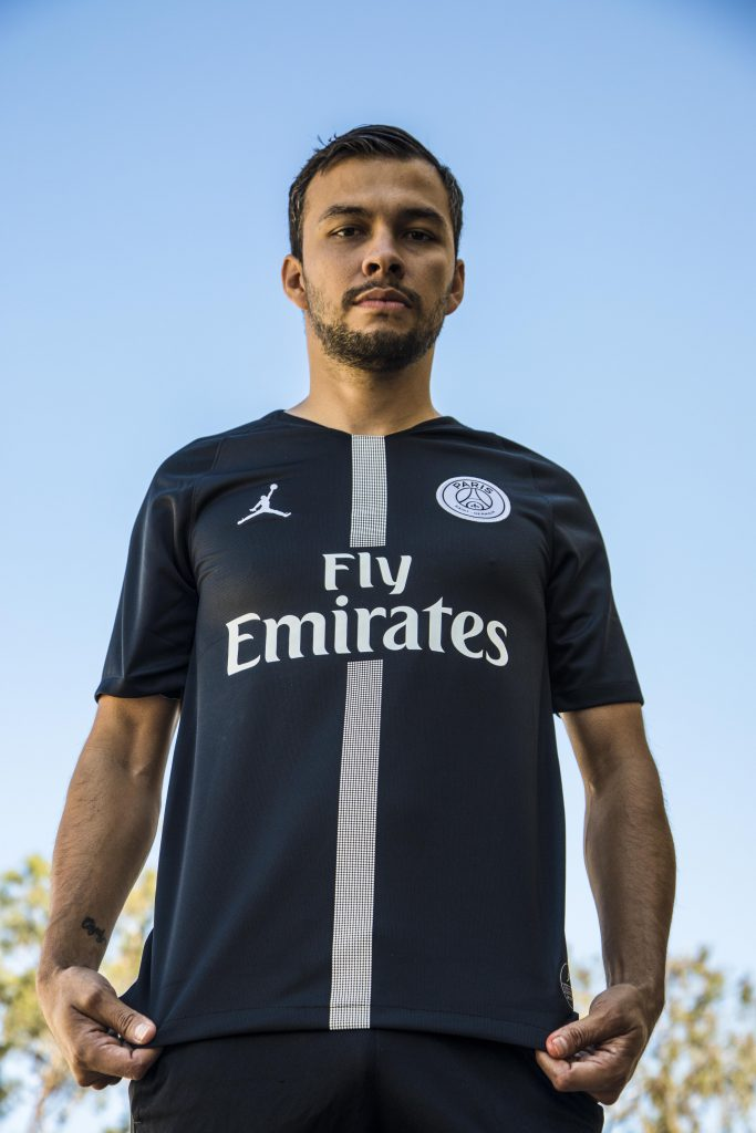 separation shoes 9703a 463f0 Jordan PSG Jersey - First Look and All the Details