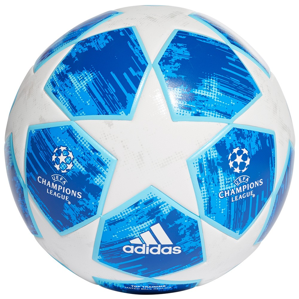 soccer holiday gift guide - Champions League Trainer Bal