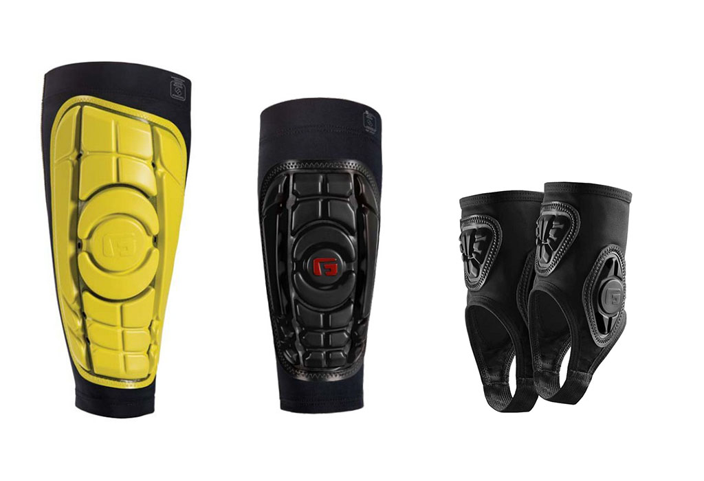 soccer holiday gift guide - G-Form shin guards
