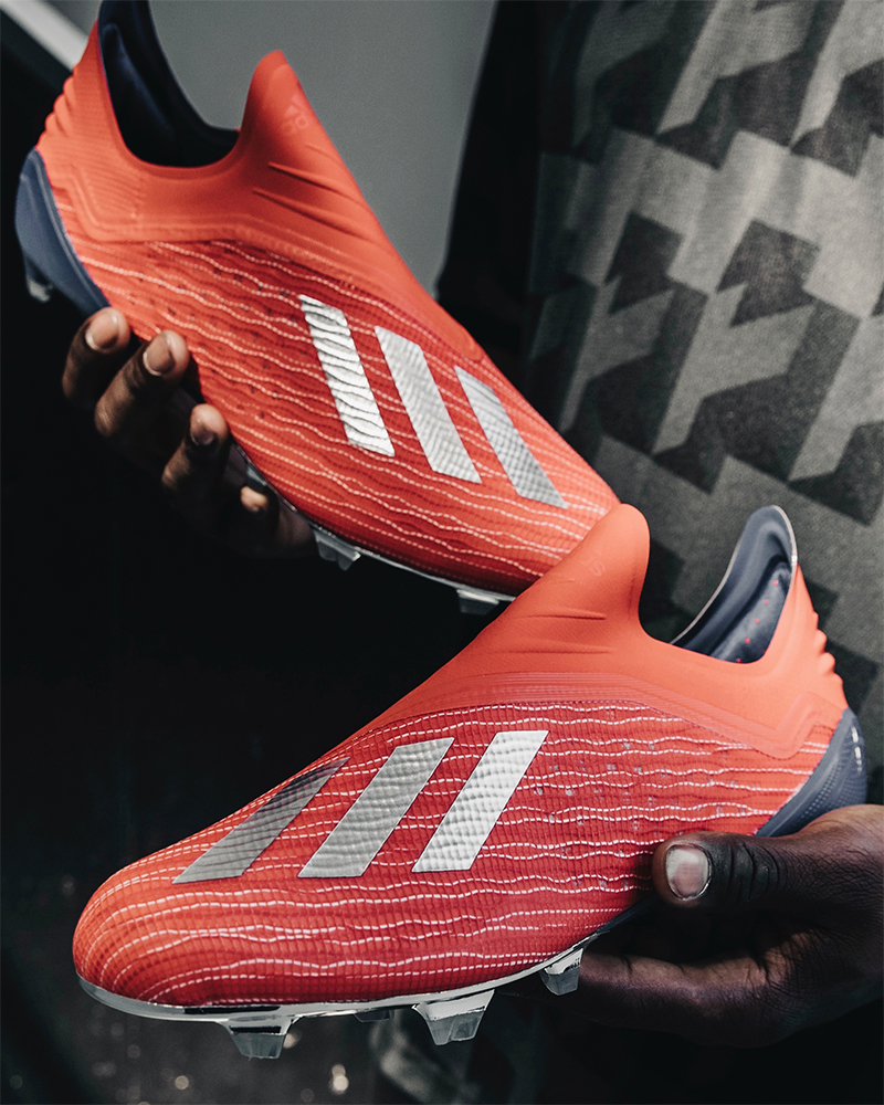 adidas Exhibit Pack X 18+