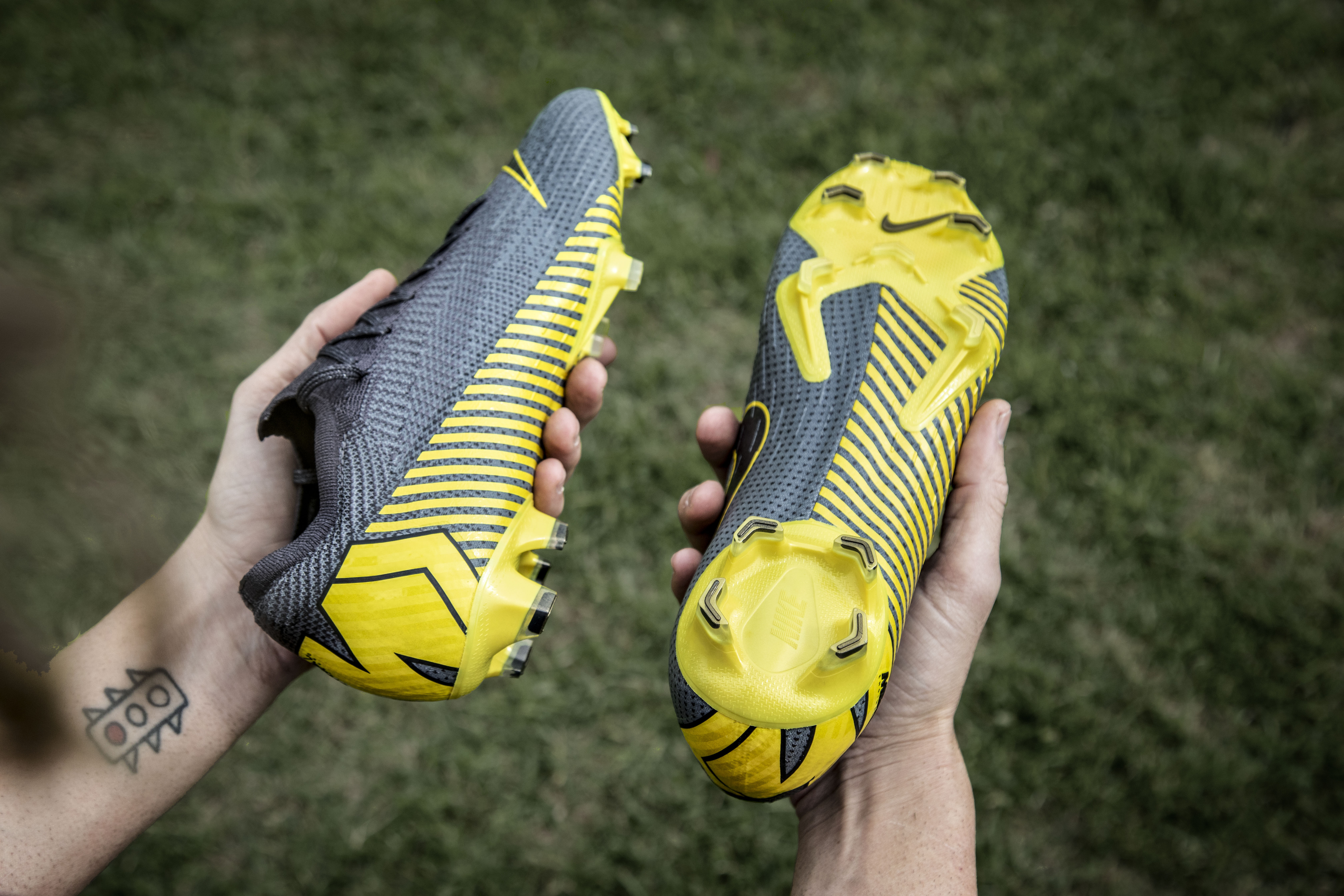The Nike Mercurial Vapor