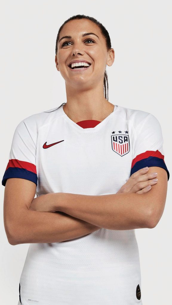 USWNT World Cup jerseys