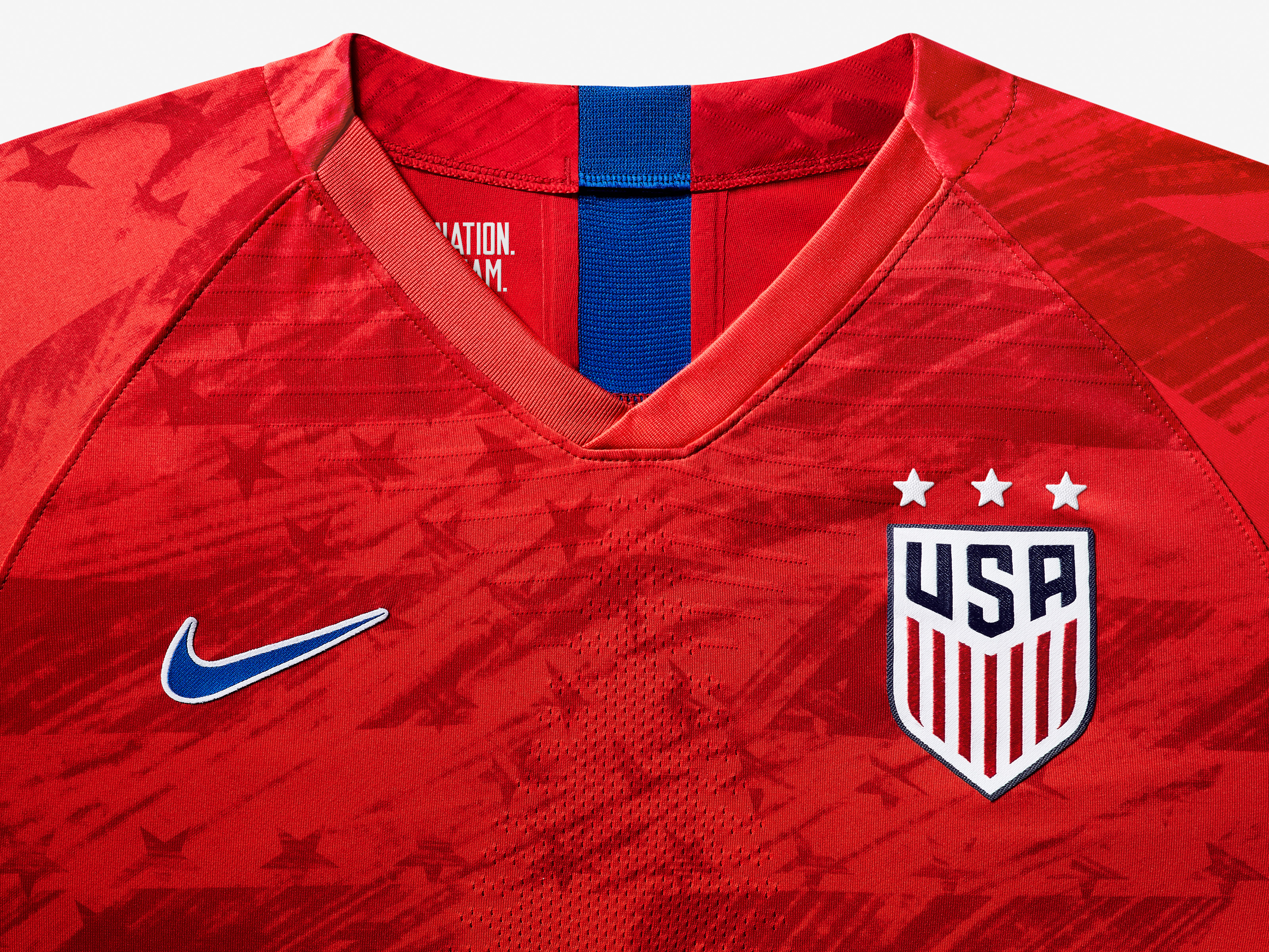 USWNT World Cup Jerseys Unveiled