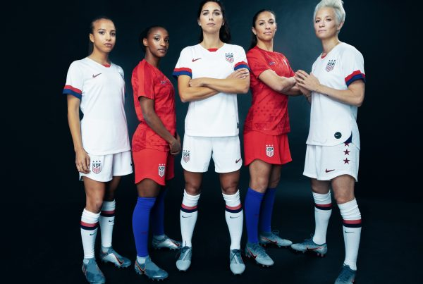 online store cf5dc 99236 USWNT World Cup Jerseys Unveiled