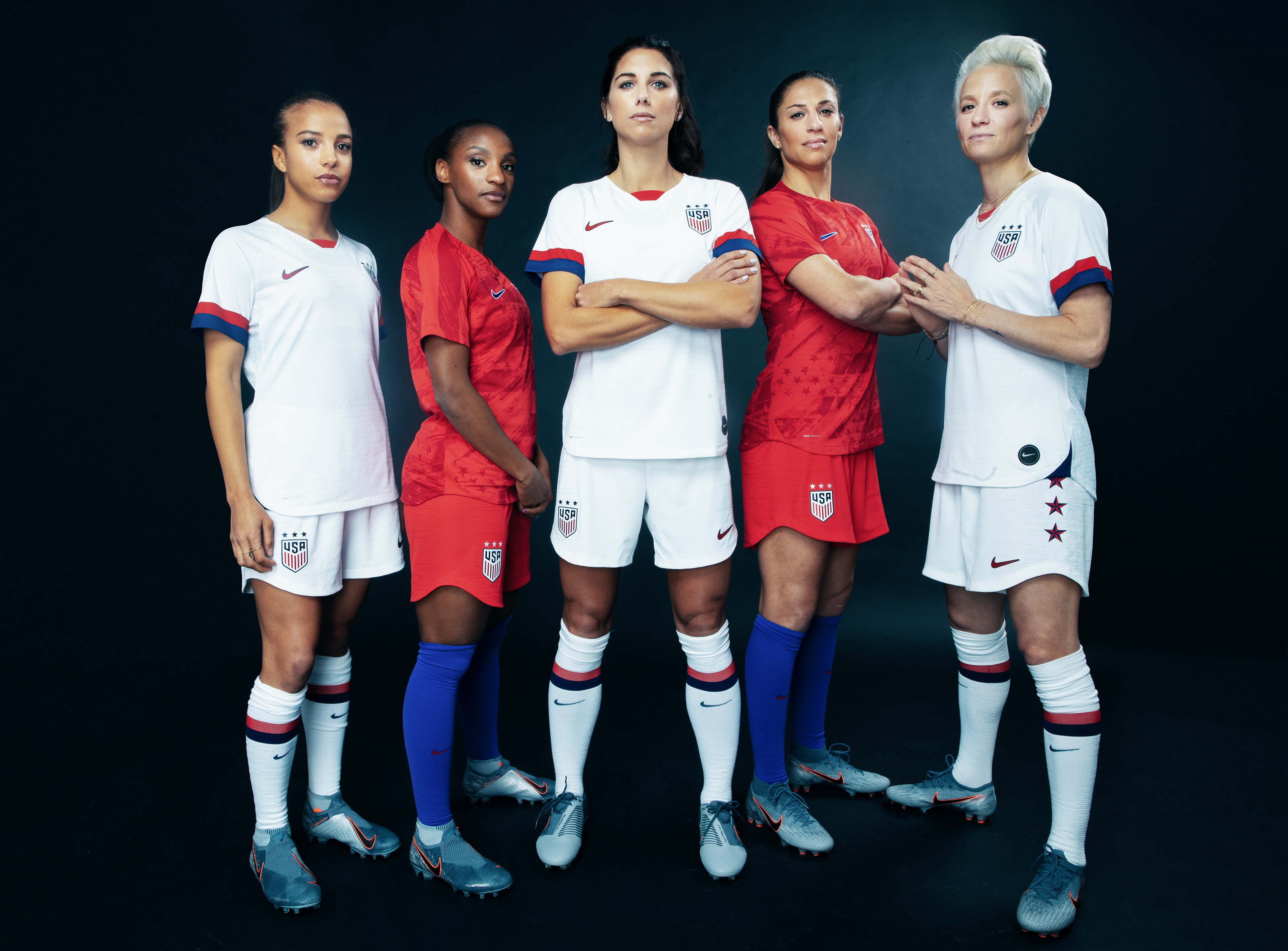 best sneakers 12b2f bac70 USWNT World Cup Jerseys Unveiled - first look and review