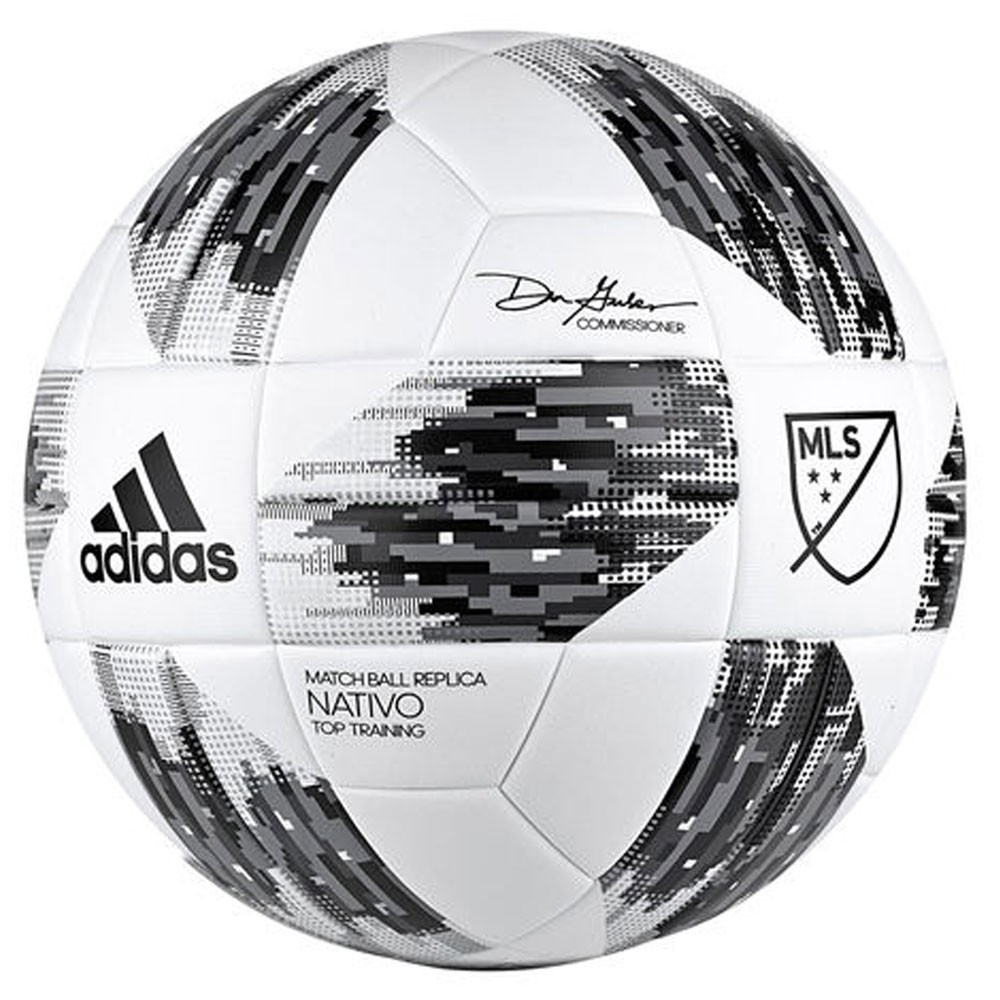 adidas MLS NFHS Training Top Ball